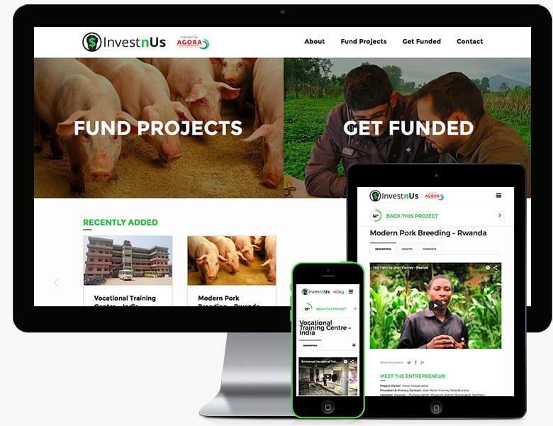 responsive website by Garetii Media
