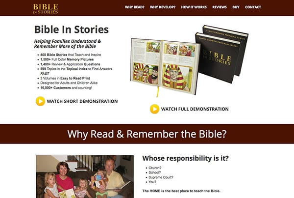 Bible In Stories