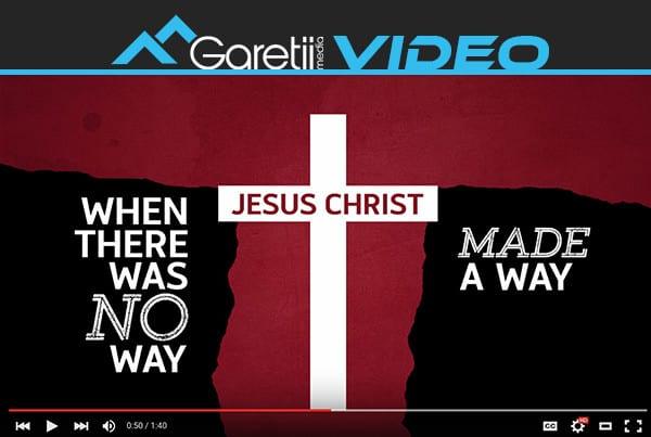 Animated Gospel Video