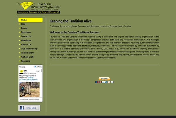 Carolina Traditional Archers