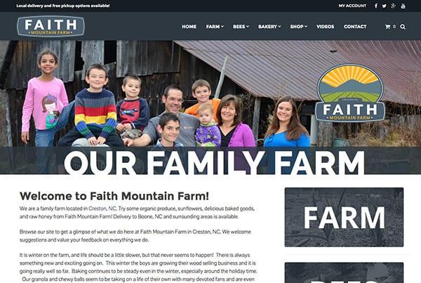 Faith Mountain Farm