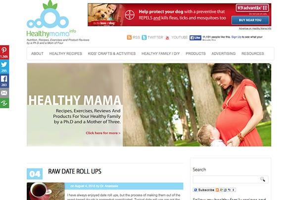 Healthy Mama Info