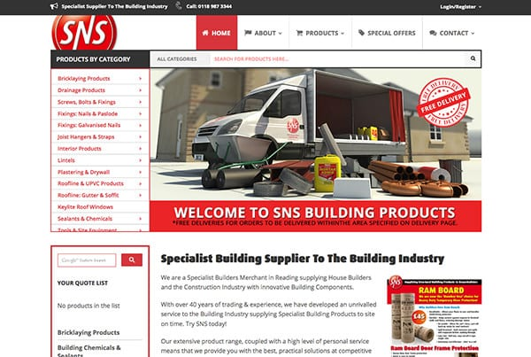 SNS Building Products