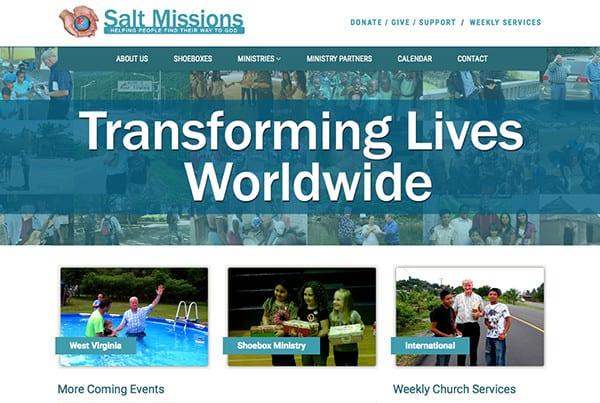 Salt Missions