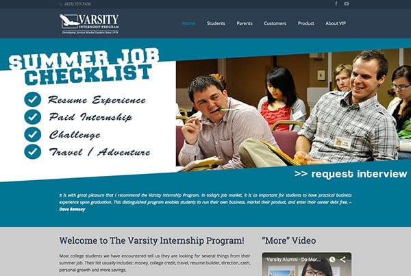 Varsity Internship Program