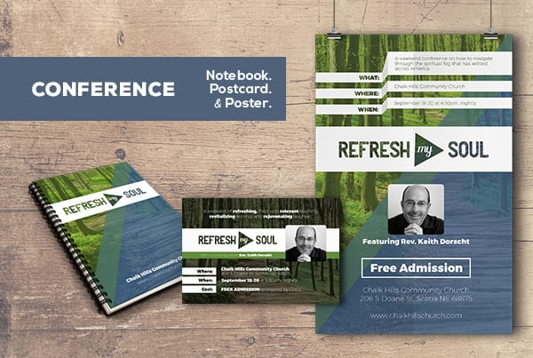 Refresh My Soul Conference