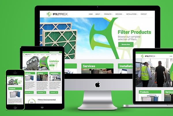 Filtrex Website