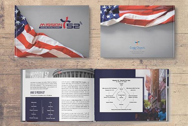 Mission 52 Booklet
