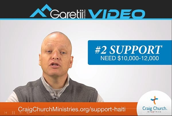 Hope for Haiti #2 Support Video